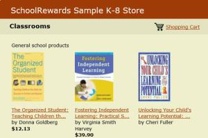 Sample K-8 Store
